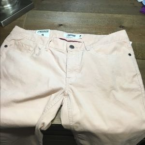 Mountain Khakis pink pants Sz 8. NWT